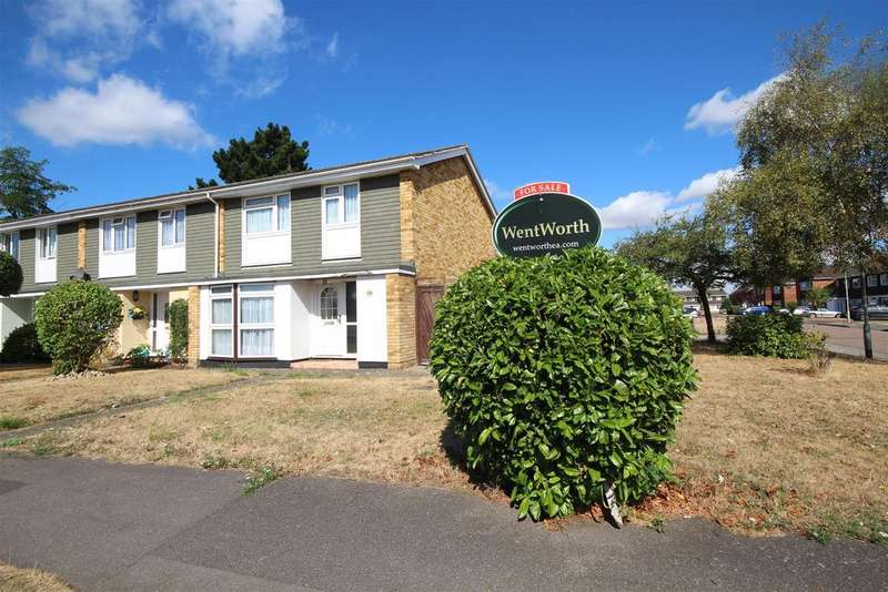 3 Bedrooms End Of Terrace House for sale in Headley Road East, Woodley, Reading