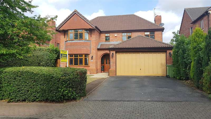 4 Bedrooms Detached House for sale in Upton Lane, Widnes