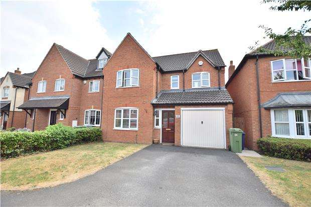 4 Bedrooms Detached House for sale in Tudor Close, Churchdown, GLOUCESTER, GL3 1AW