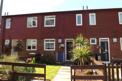 3 Bedrooms Terraced House for sale in College Road, Sandy, Bedfordshire