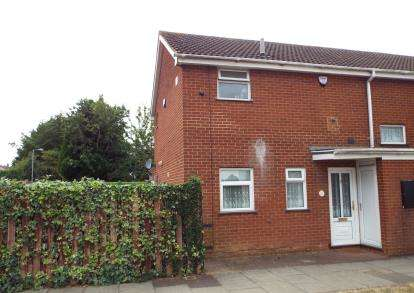 3 Bedrooms End Of Terrace House for sale in Wedgewood Road, Luton, Bedfordshire, England