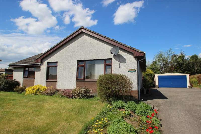 3 Bedrooms Detached Bungalow for sale in Nelson Terrace, Keith, AB55
