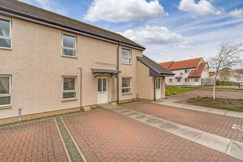 2 Bedrooms Ground Flat for sale in 22 Baxters Gate, Tranent, EH33 2QW