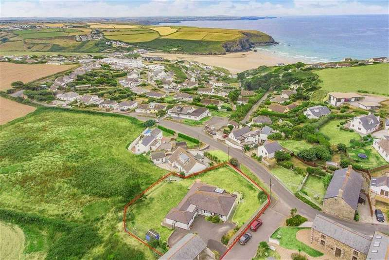 3 Bedrooms Bungalow for sale in Trenance, Mawgan Porth, Newquay, TR8
