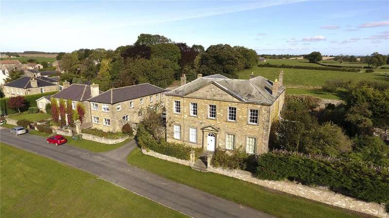 6 Bedrooms Unique Property for sale in Aldbrough St. John, Richmond, North Yorkshire, DL11