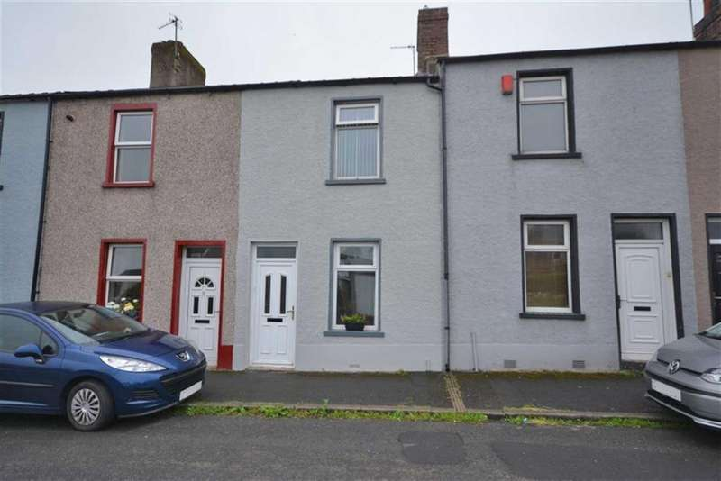 3 Bedrooms Terraced House for sale in Railway Terrace, Lindal, Cumbria