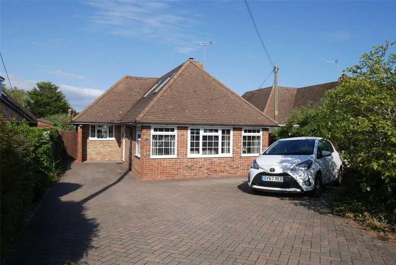 3 Bedrooms Detached Bungalow for sale in Oldfield Road, Lower Willingdon, Eastbourne, BN20