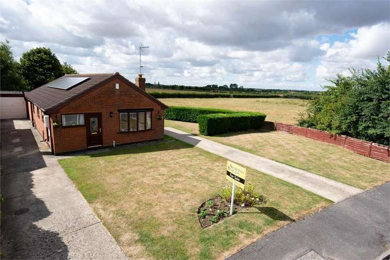 3 Bedrooms Detached Bungalow for sale in Holmes Road, Stickney, Boston, Lincolnshire