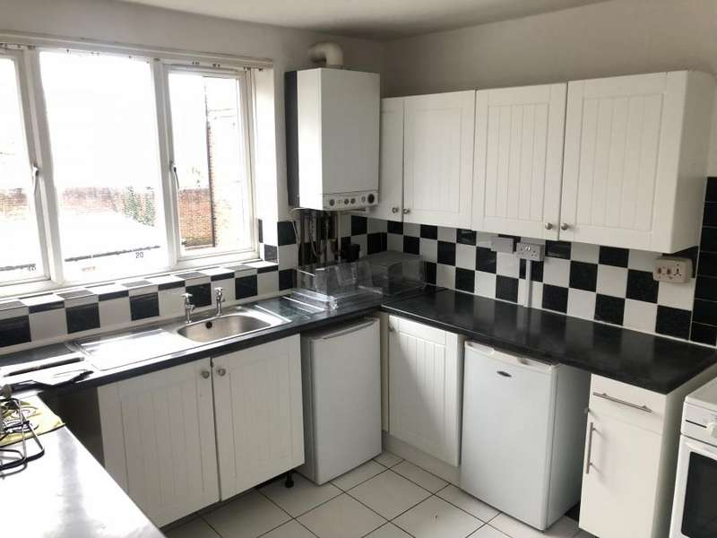 2 Bedrooms Flat for sale in Town Centre , LU2