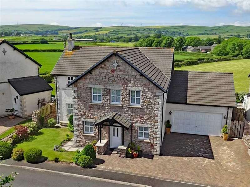 3 Bedrooms Detached House for sale in Quaker Fold, Ulverston, Cumbria