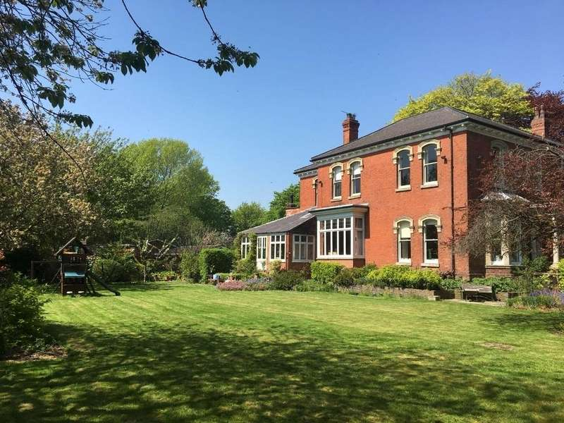 6 Bedrooms Detached House for sale in Waysmeet, Bargate, Grimsby, DN34 4SW