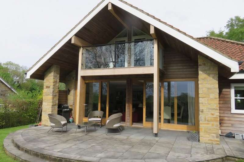 4 Bedrooms Village House for sale in Silver Birches, North Back Lane, Terrington, YO60 6NS