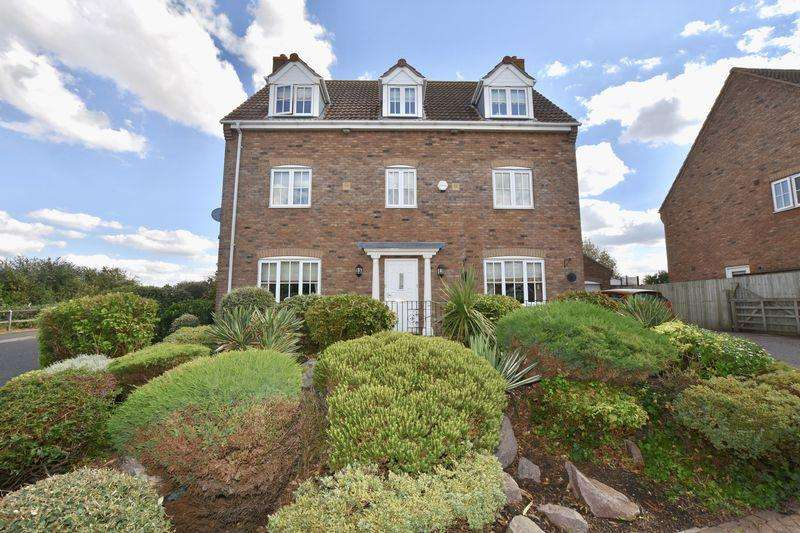 5 Bedrooms Detached House for sale in Eye, Peterborough