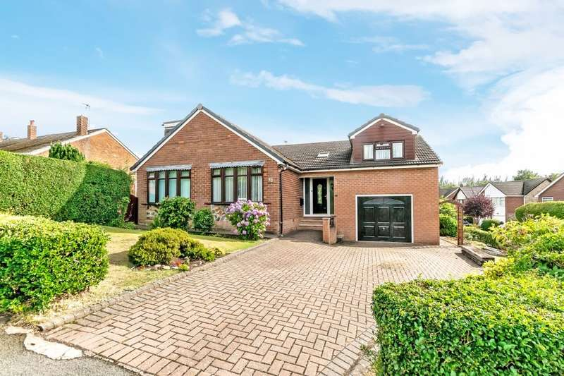 5 Bedrooms Detached House for sale in Langdale Way, Frodsham, WA6