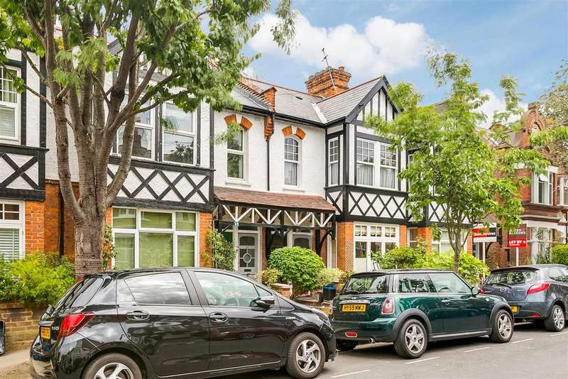 3 Bedrooms Flat for sale in Cowley Road, Mortlake, London SW14