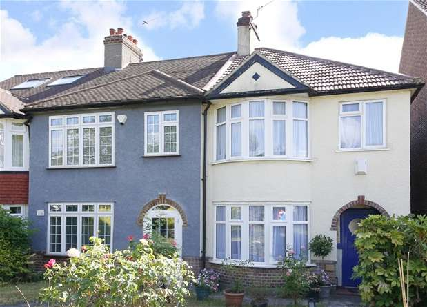 3 Bedrooms End Of Terrace House for sale in Devonshire Road, Forest Hill