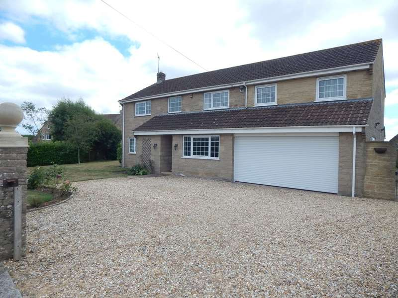 5 Bedrooms Detached House for sale in Holton, Wincanton