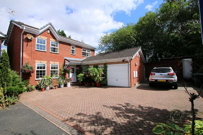 4 Bedrooms Detached House for sale in Nina Close, Stourport-on-Severn, DY13