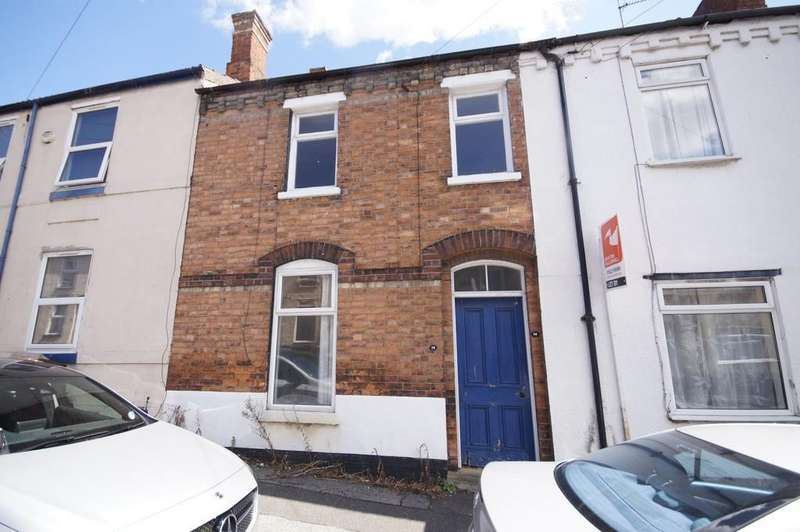3 Bedrooms Terraced House for sale in Bagholme Road , Lincoln