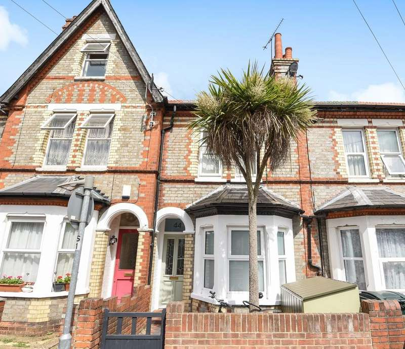 3 Bedrooms Terraced House for sale in Manchester Road, Reading, RG1