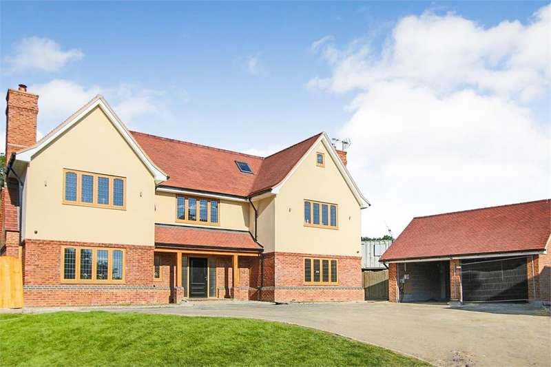 6 Bedrooms Detached House for sale in Tithepit Shaw Lane, Warlingham, Surrey