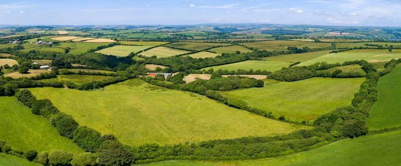 7 Bedrooms Country House Character Property for sale in Knowstone, South Molton, Devon