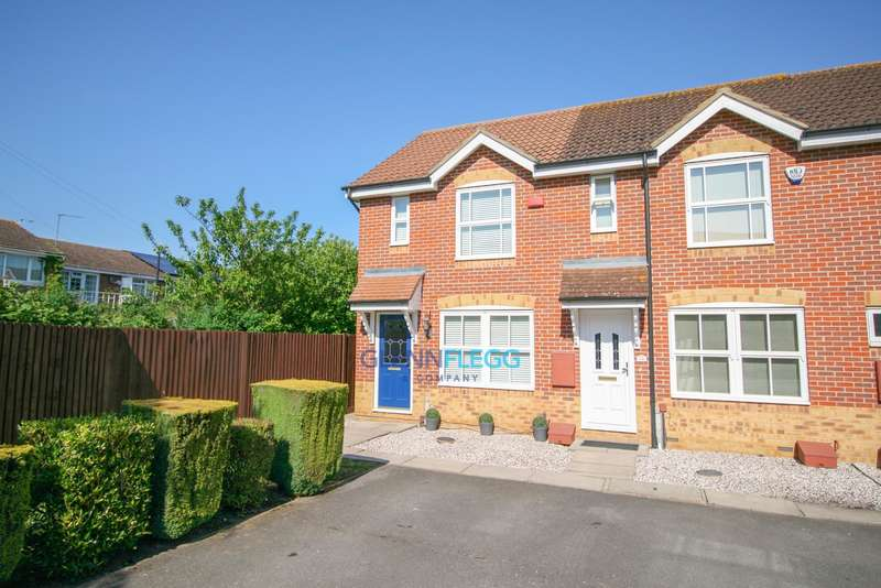 2 Bedrooms End Of Terrace House for sale in Stunning 2 Bed in Cippenham, Slough