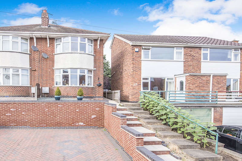 2 Bedrooms Semi Detached House for sale in Sileby Road, Barrow Upon Soar, Loughborough, LE12