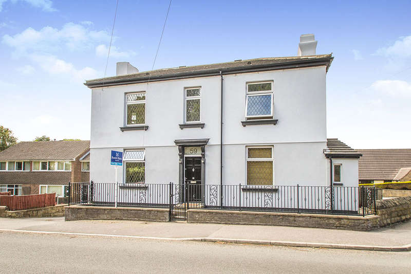 3 Bedrooms Detached House for sale in The Green, Ossett, WF5