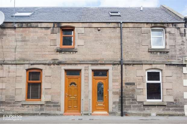 2 Bedrooms Semi Detached House for sale in East Cathcart Street, Buckie, Moray