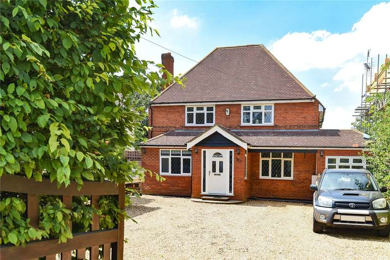 4 Bedrooms Detached House for sale in Parkway, Hillingdon, Middlesex, UB10