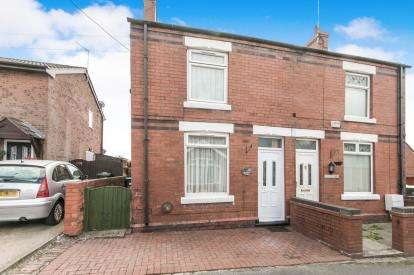 2 Bedrooms Semi Detached House for sale in Pearson Street, Rhosllanerchrugog, Wrexham, LL14