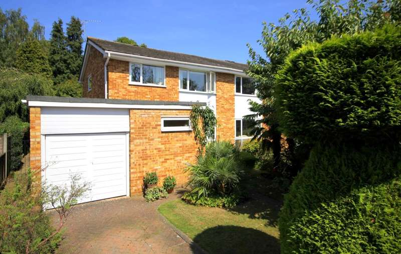 3 Bedrooms Semi Detached House for sale in EXTENDED 3 BEDROOM HOME WITH GARAGE & NO UPPER CHAIN IN POPULAR HP1 LOCATION