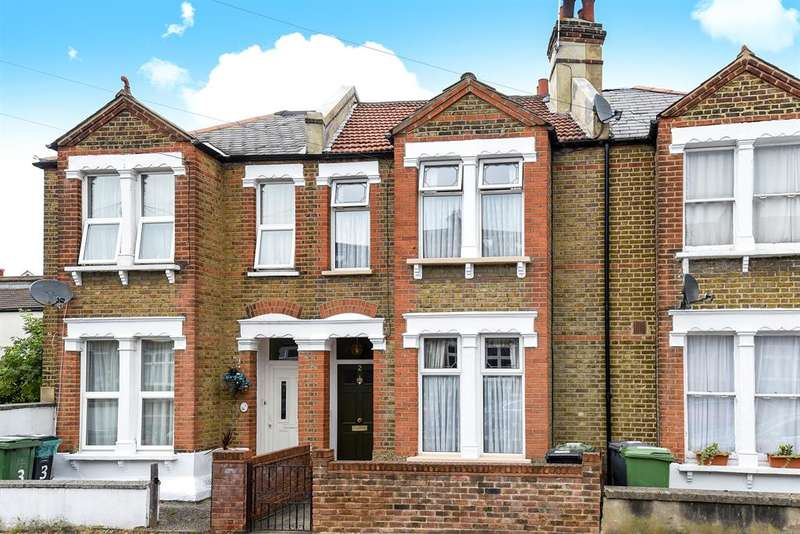 3 Bedrooms Terraced House for sale in Nyon Grove, London, SE6 4EU