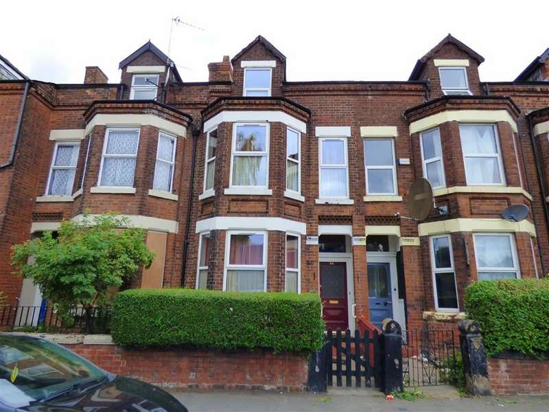 5 Bedrooms Terraced House for sale in Barnhill Street, Moss Side, Manchester, M14