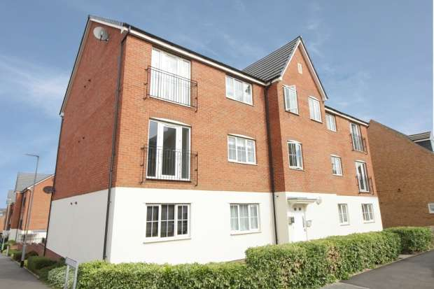 2 Bedrooms Ground Flat for sale in Scarsdale Way, Grantham, Lincolnshire, NG31 7FY