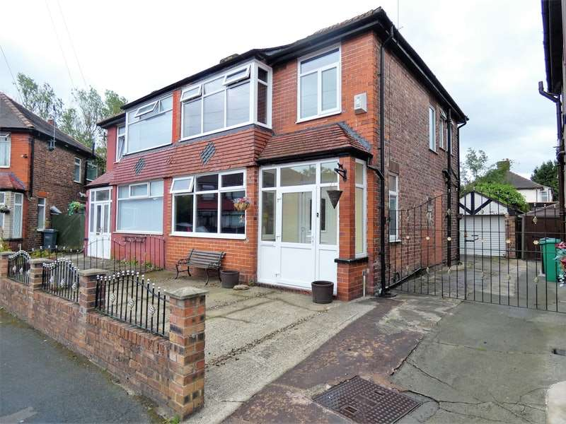 3 Bedrooms Semi Detached House for sale in Rudston Avenue, Manchester, Greater Manchester, M40