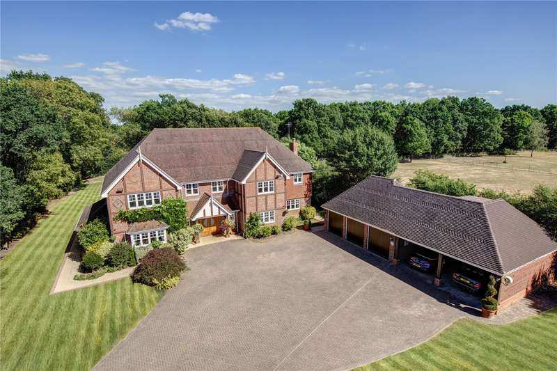 7 Bedrooms Detached House for sale in Howe Lane, Binfield, Berkshire, RG42