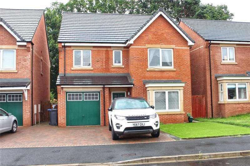 4 Bedrooms Detached House for sale in Sanctuary Close, Acklam