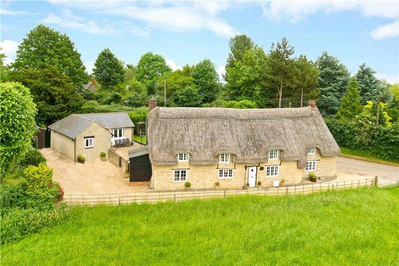 4 Bedrooms Unique Property for sale in Alderton, Towcester, Northamptonshire