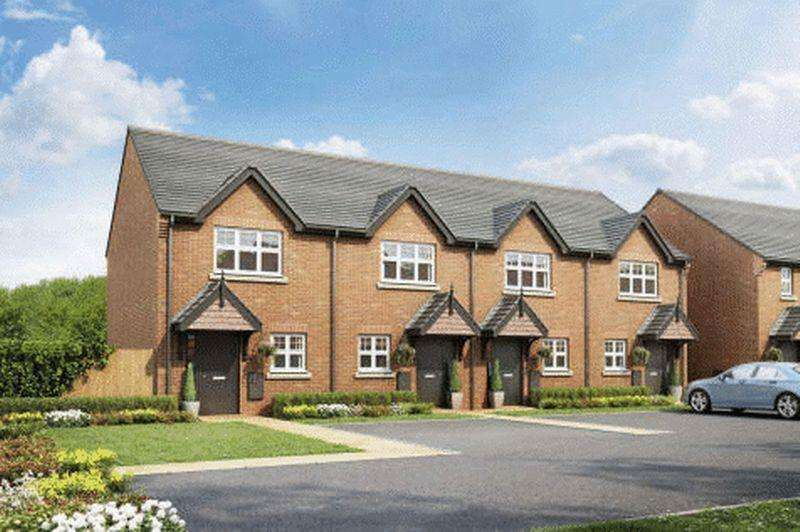2 Bedrooms Mews House for sale in The Maltings, Penwortham, Preston