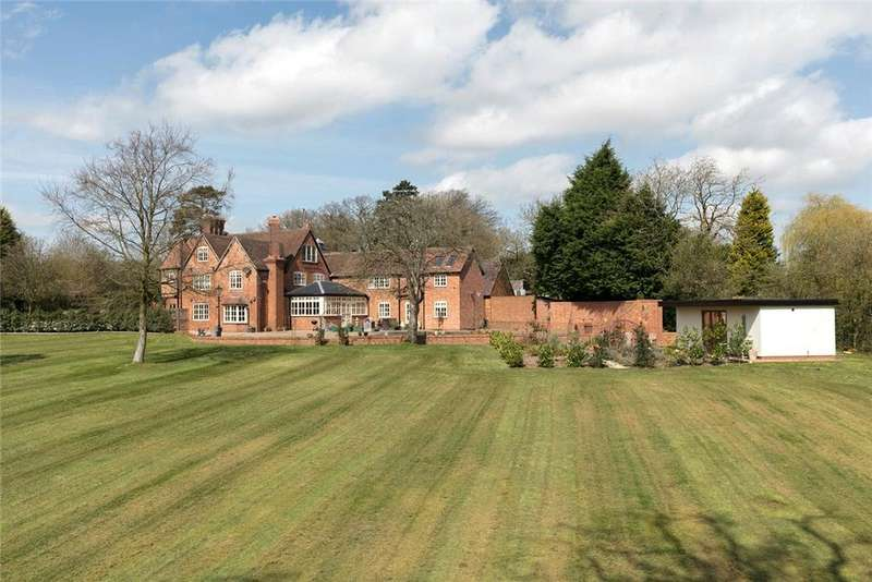 7 Bedrooms Detached House for sale in Tanners Lane, Berkswell, Coventry, West Midlands, CV7