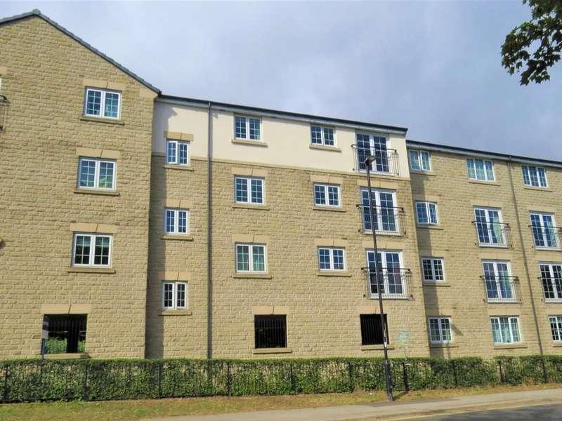 2 Bedrooms Apartment Flat for sale in Poplar House, Chestnut Court, Oughtibridge