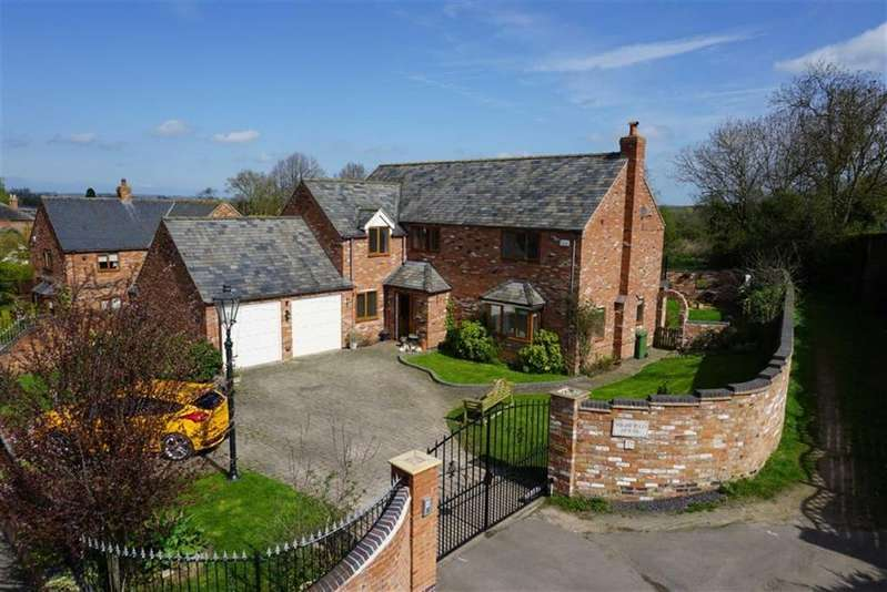 4 Bedrooms Detached House for sale in Main Street, Great Dalby, Leicestershire