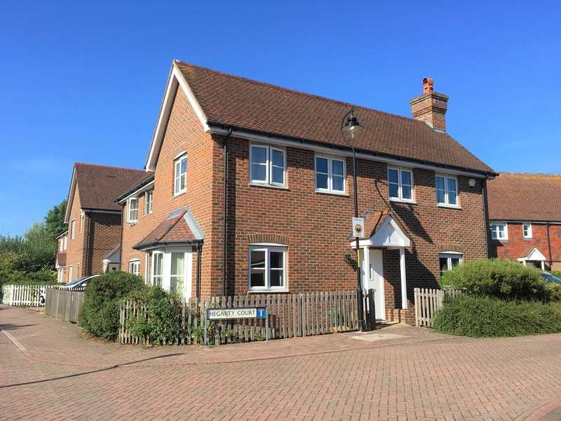 4 Bedrooms Detached House for sale in Hegarty Court, Snodland