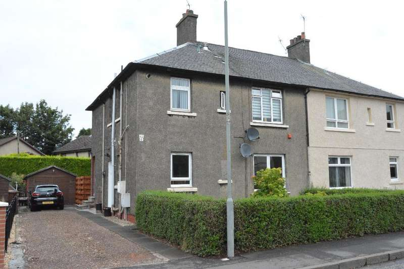 2 Bedrooms Flat for sale in Orchard Street, Grangemouth, Falkirk, FK3 8JY
