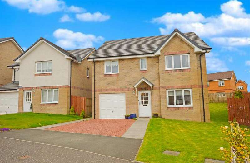 4 Bedrooms House for sale in Woodfoot Quadrant, Glasgow