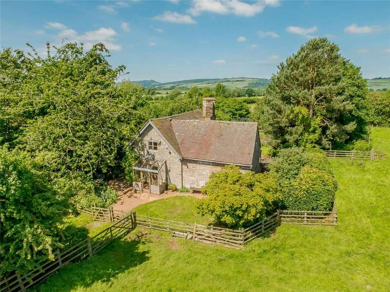 3 Bedrooms Detached House for sale in Brookhampton, Much Wenlock, Shropshire