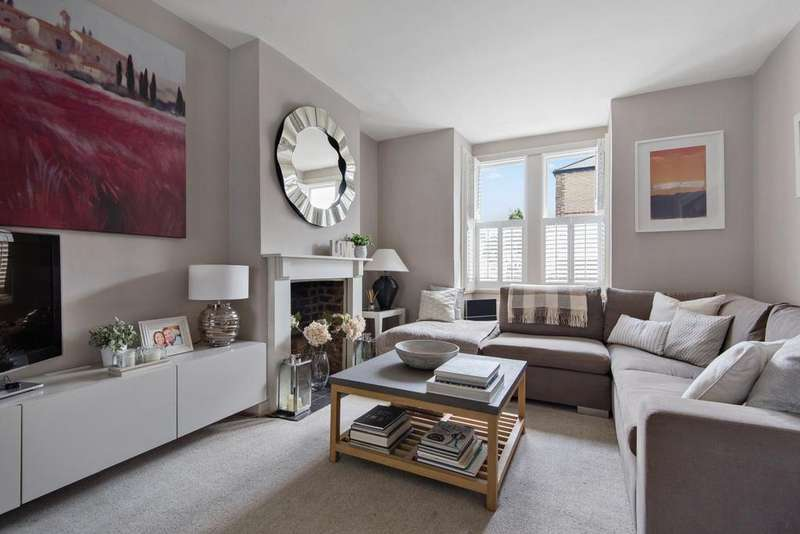 4 Bedrooms Terraced House for sale in Huntspill Street, Earlsfield