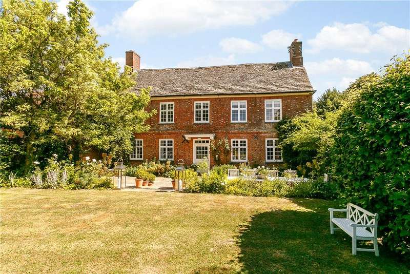 6 Bedrooms House for sale in Lyford, Wantage, Oxfordshire, OX12